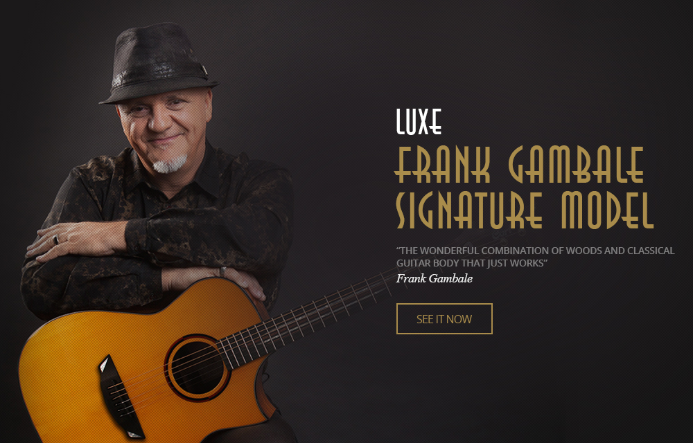 Frank Gambale LUXE